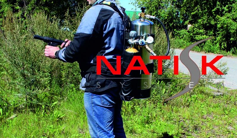 Мобильная установка NATISK-12 BL full