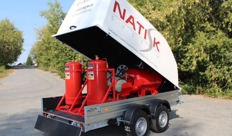 Мобильная установка NATISK-300 BL full